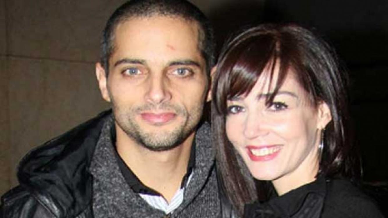 Joaquín Furriel y Paola Krum, ¿reconciliados?. (Foto: Web).