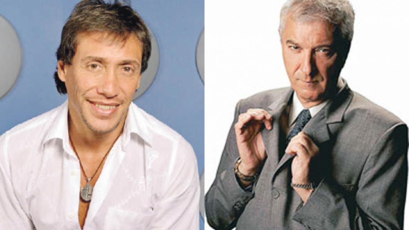 Fabián Gianola y Mauro Viale. (Foto: Web)