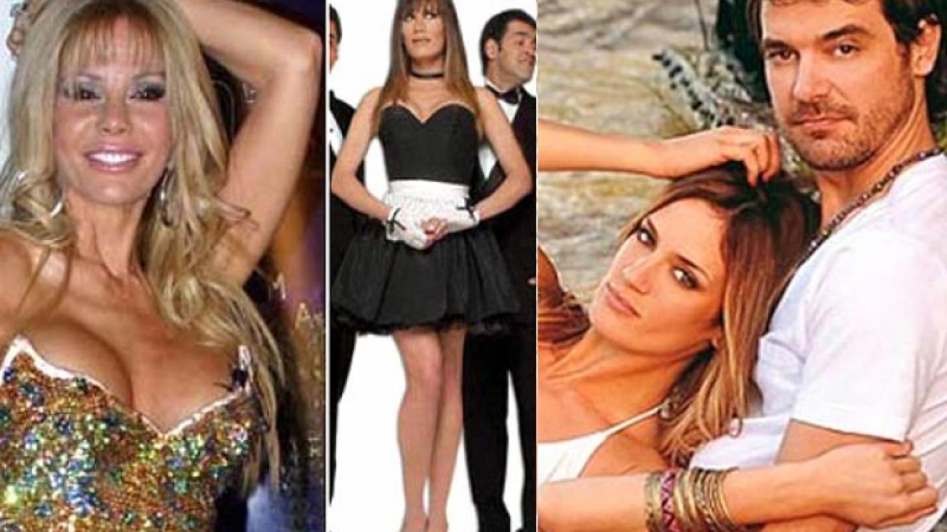 Florencia de la V sueña con tener a Graciela Alfano, Paula y Peter en su elenco. (Fotos: Web)