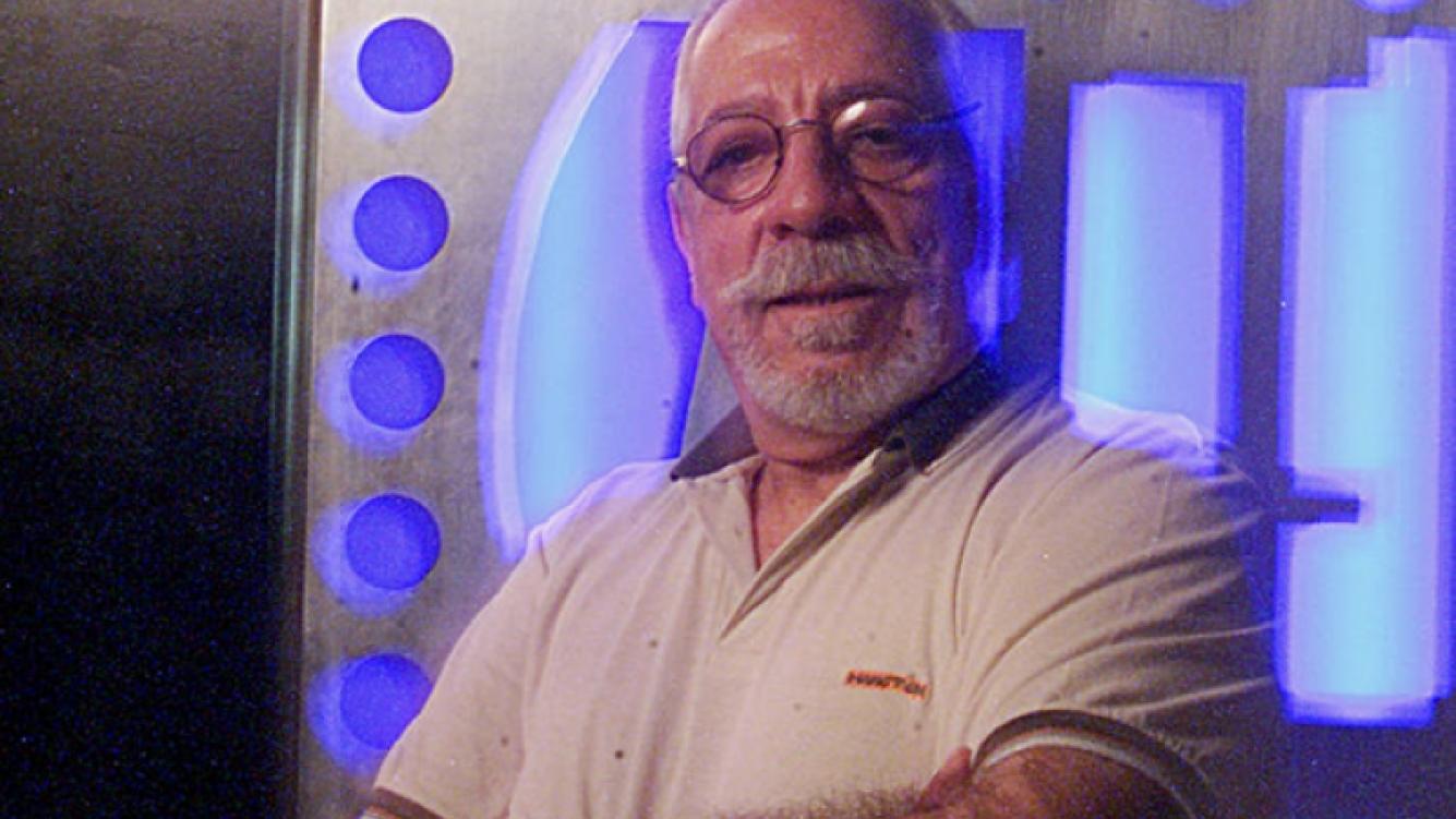 El Chango Farías Gómez falleció a los 74 años de una grave afección pulmonar (Foto: Clarín)