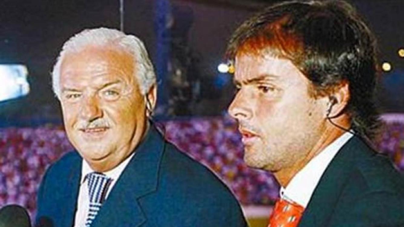 Fernando Niembro y Mariano Closs. (Foto: Web)
