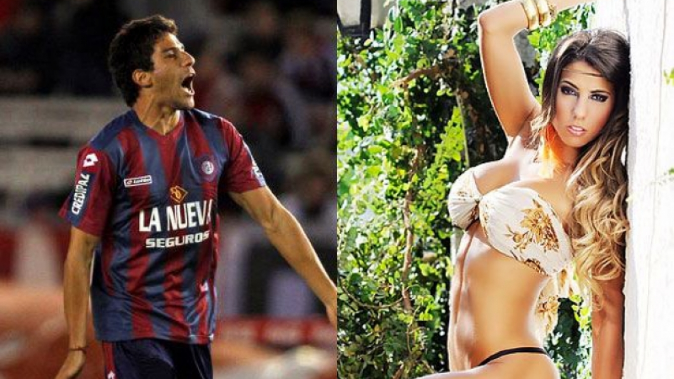 Jonathan Ferrari y Cinthia Fernández. (Fotos: Web y Paparazzi)