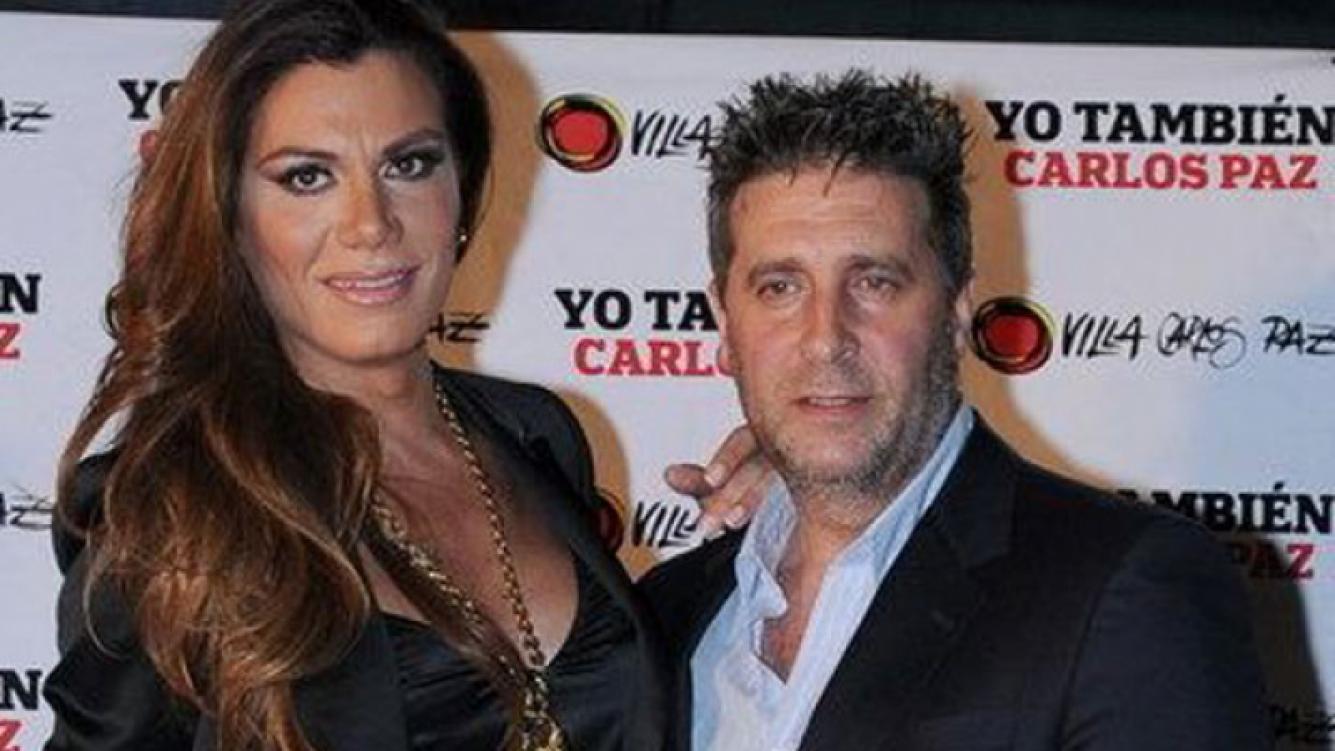 Florencia de la V y Pablo Goychochea presentarán a sus mellizos. (Foto: Web)