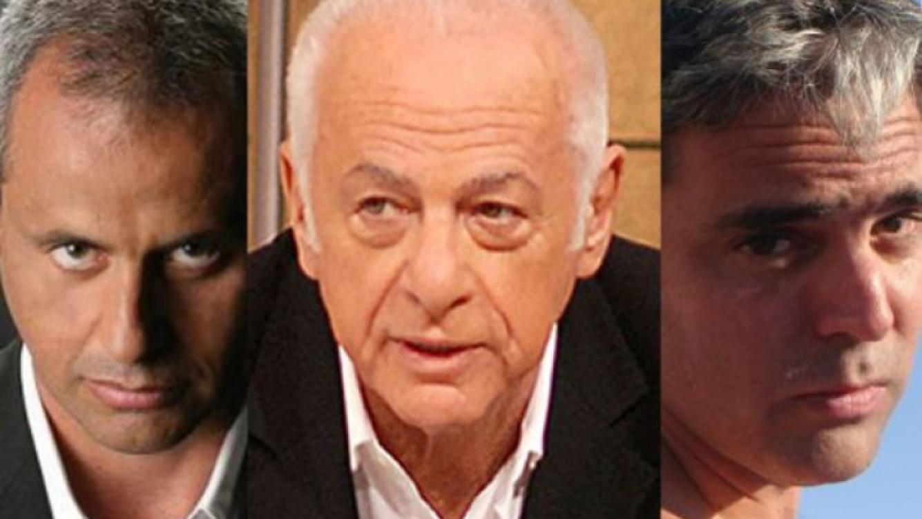Jorge Rial banca a Camilo García en su pelea con Gerardo Sofovich. (Fotos: Web)
