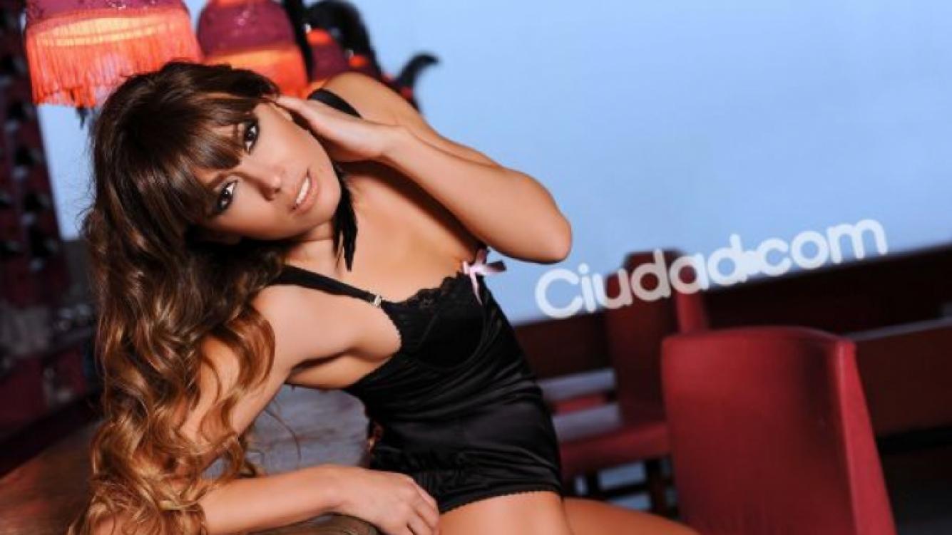 Coki Ramírez, adelanto de la producción de fotos con Ciudad.com. (Foto: Maxi Didari)
