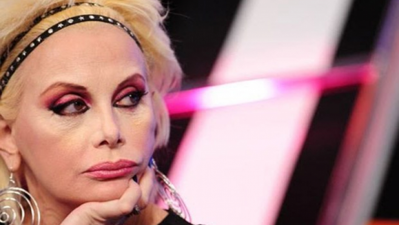 Carmen Barbieri se encuentra internada por un pico de estrés (Foto: Web).