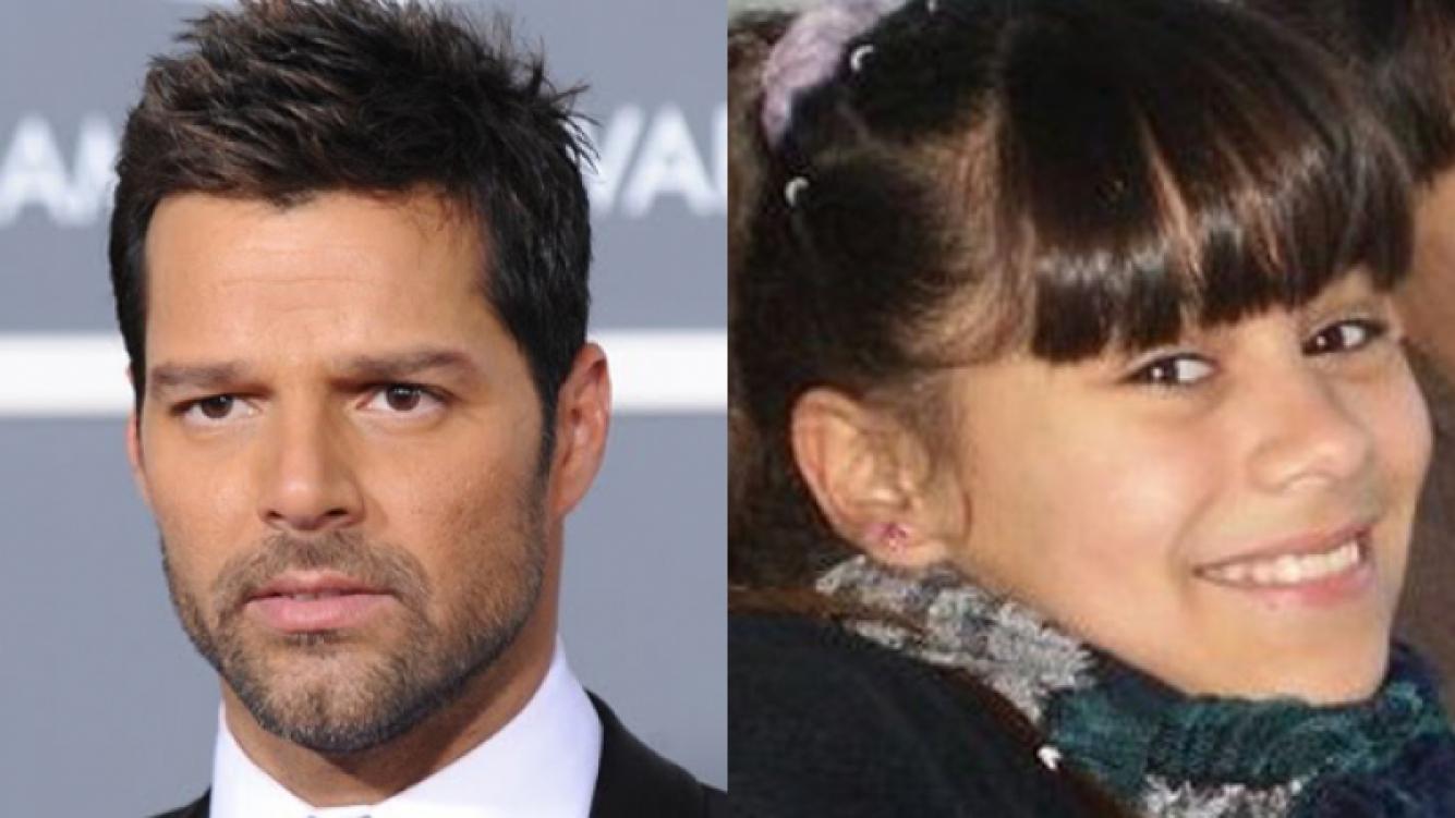 Ricky Martin se solidarizó con la familia de Candela (Foto: Web).
