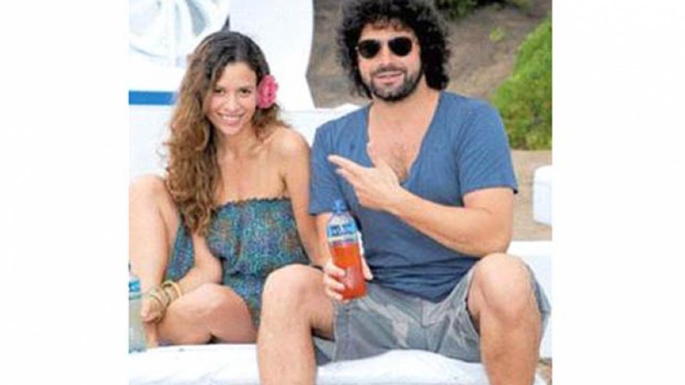 Julieta Ortega e Iván Noble. (Foto: Web)