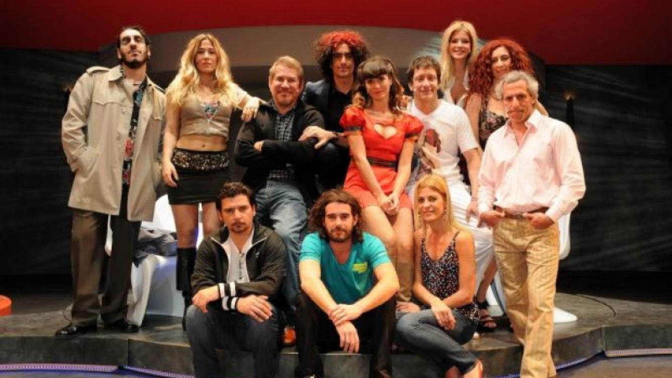 La serie éxito de El Trece desembarcó en el teatro. El viernes 2 de septiembre fue la función debut. (Foto: Prensa Pol-ka)