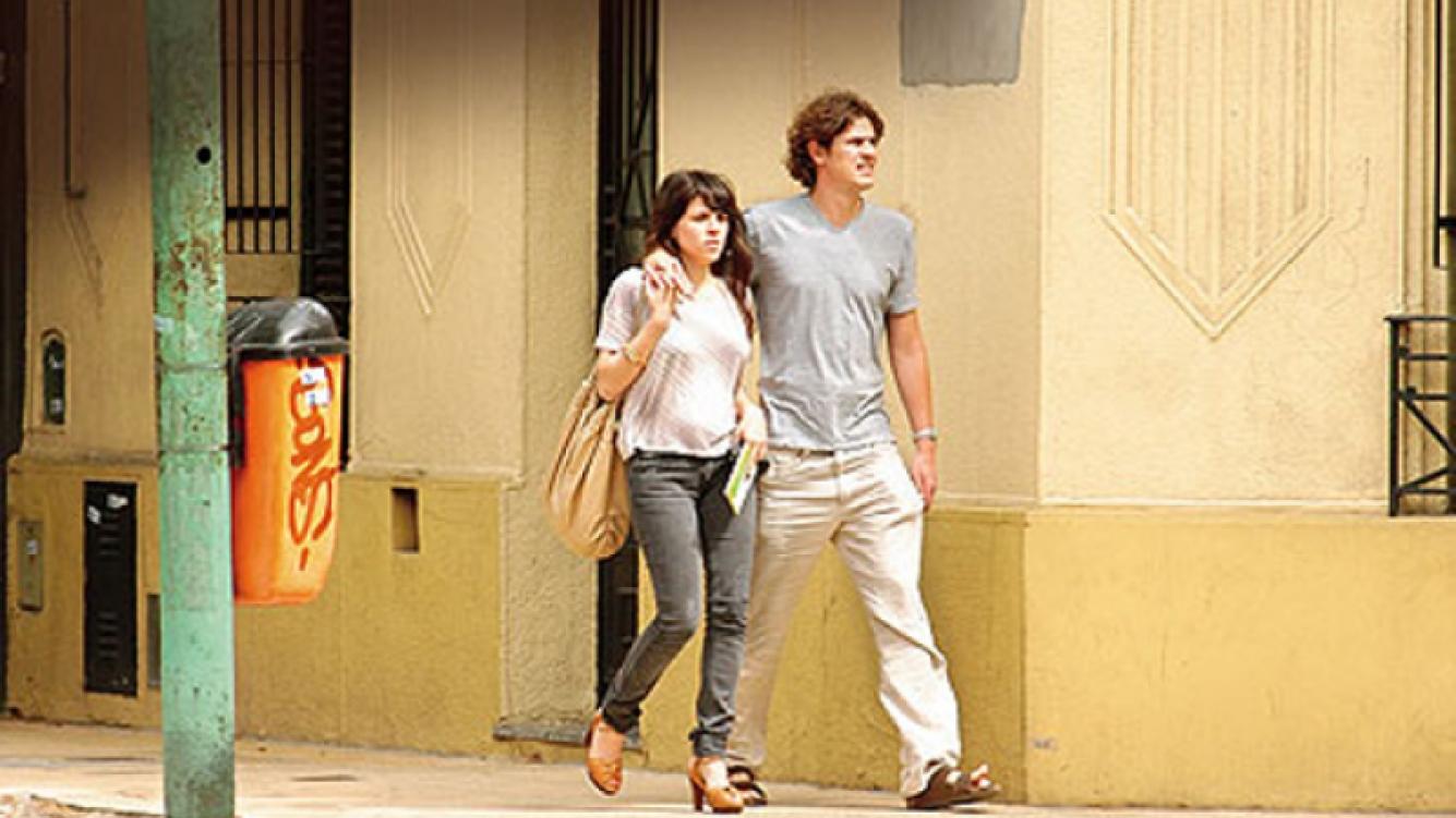 Martín Lousteau fue novio de Rosario Ortega y luego llegó el escándalo con Juana Viale (Foto: Web).