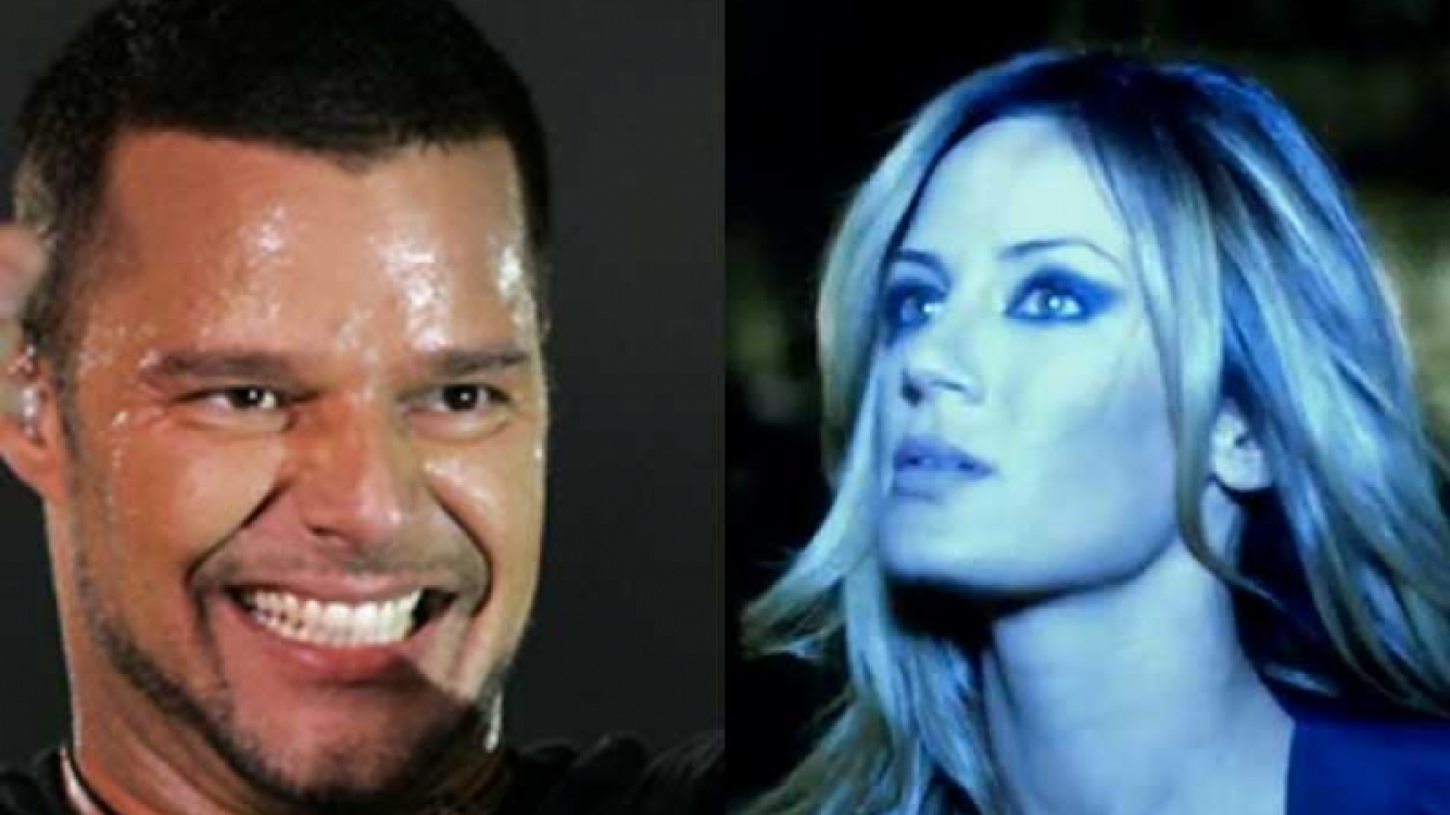 Ricky Martin saludó a Paula Chaves en su cumpleaños. (Fotos: Web)