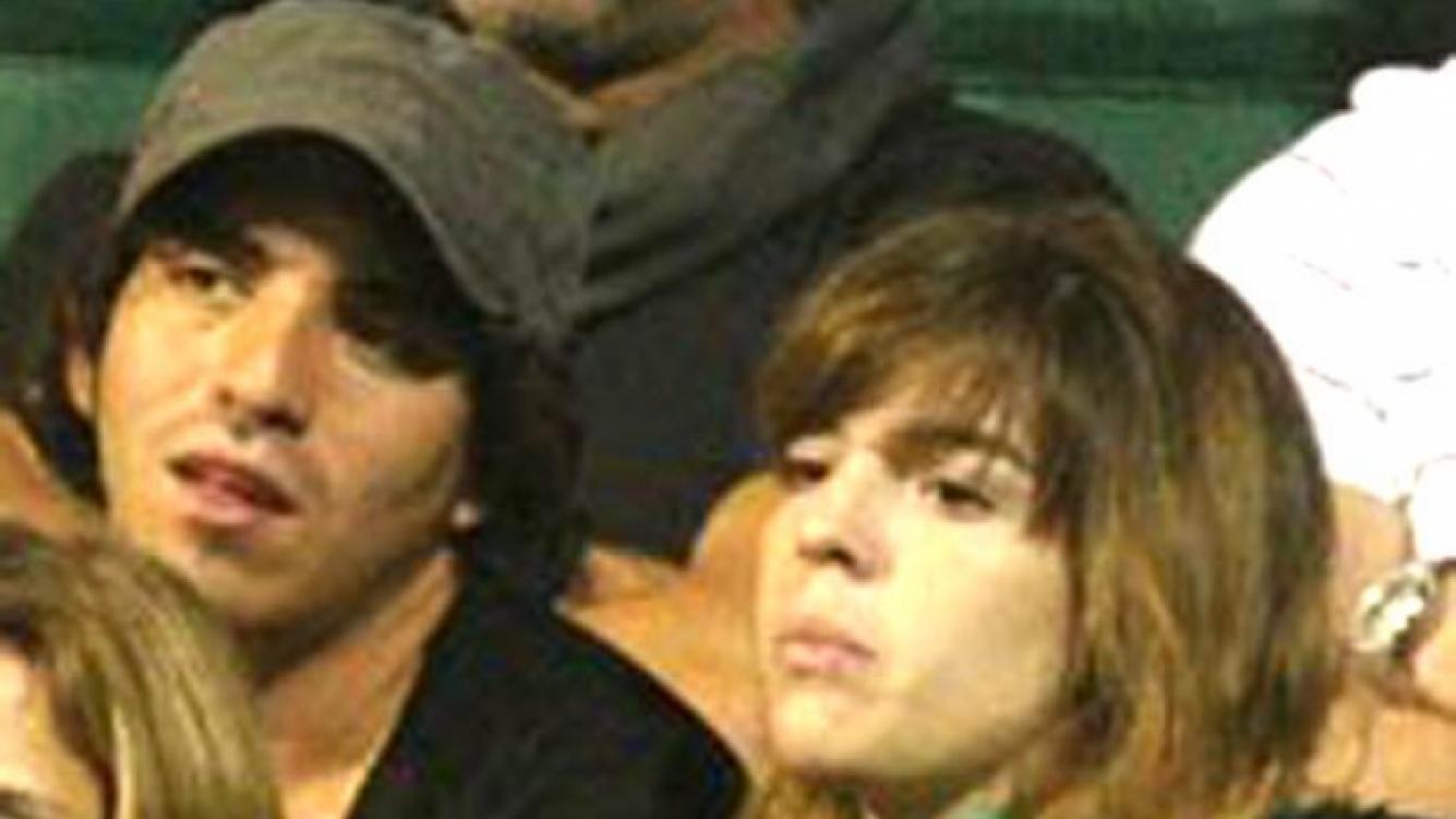 Dalma Maradona y Fernando Molina: ¿final abrupto para su relación? (Foto: web).