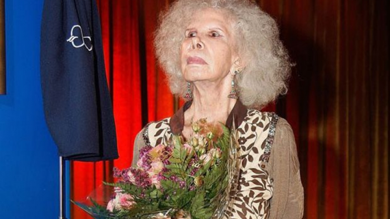 La duquesa de Alba habló sobre su casamiento. (Foto: Web)