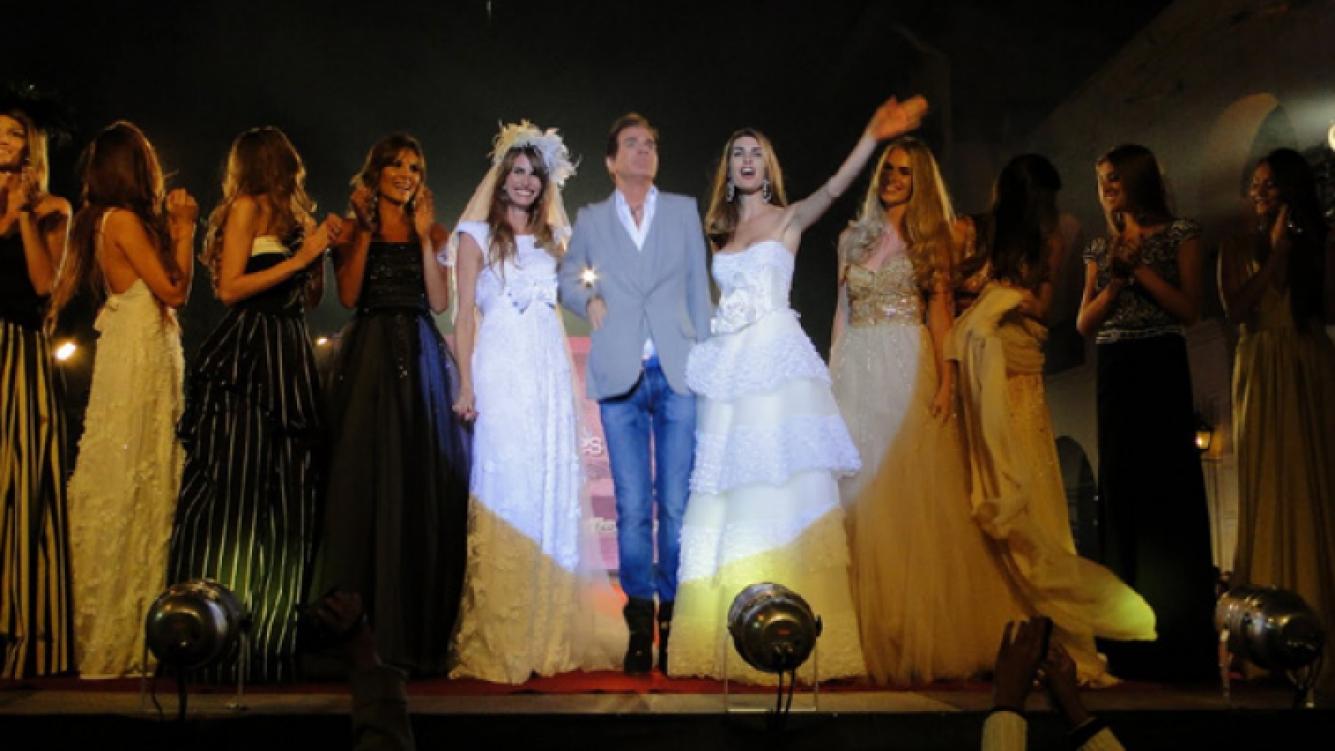 Ibáñez prepara un gran cierre con Ingrid Grudke como novia en cristales. (Foto: Web)