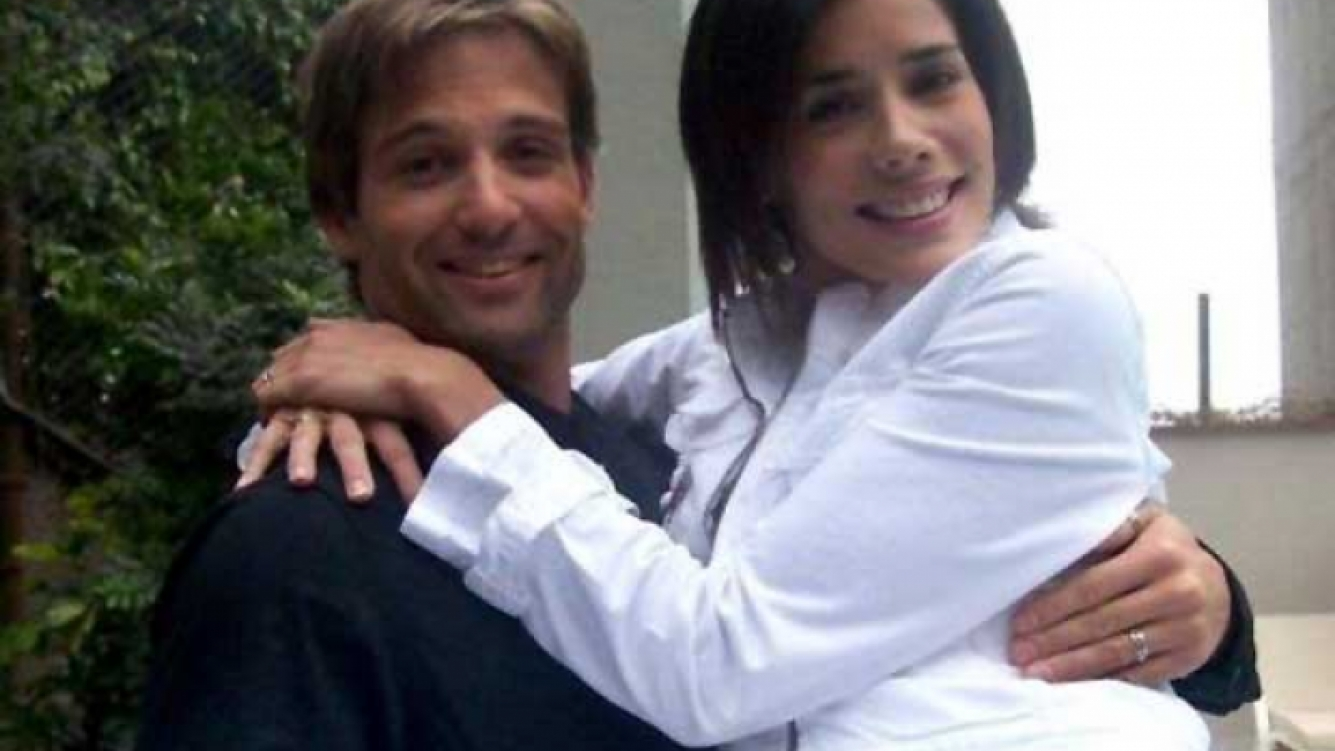 Segundo Cernadas y Gianella Neyra en tiempos felices. (Foto: Web)