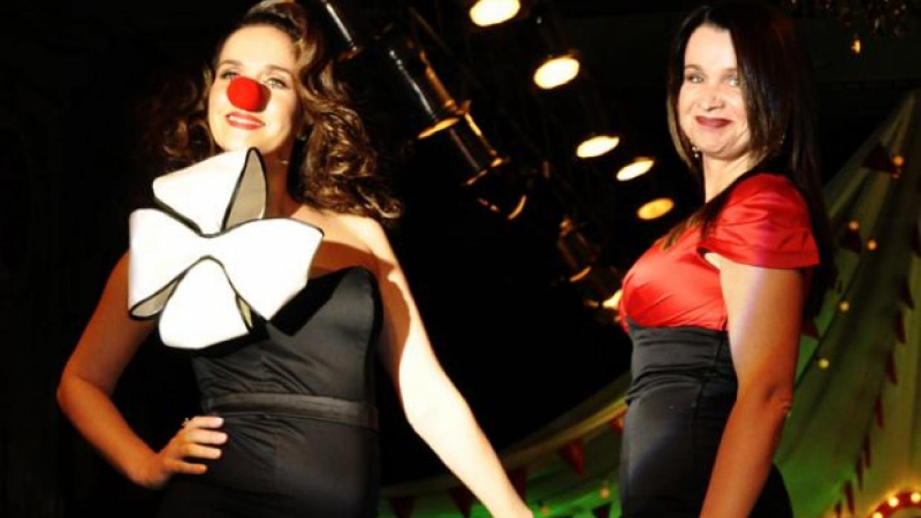Natalia y Adriana presentaron la nueva colección de Las Oreiro. (Foto: Jennifer Rubio)