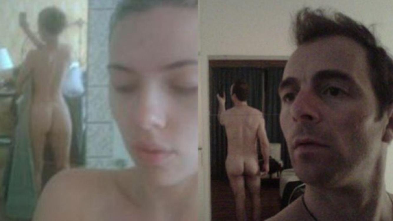 Kevin Johansen imita las fotos prohibidas de su