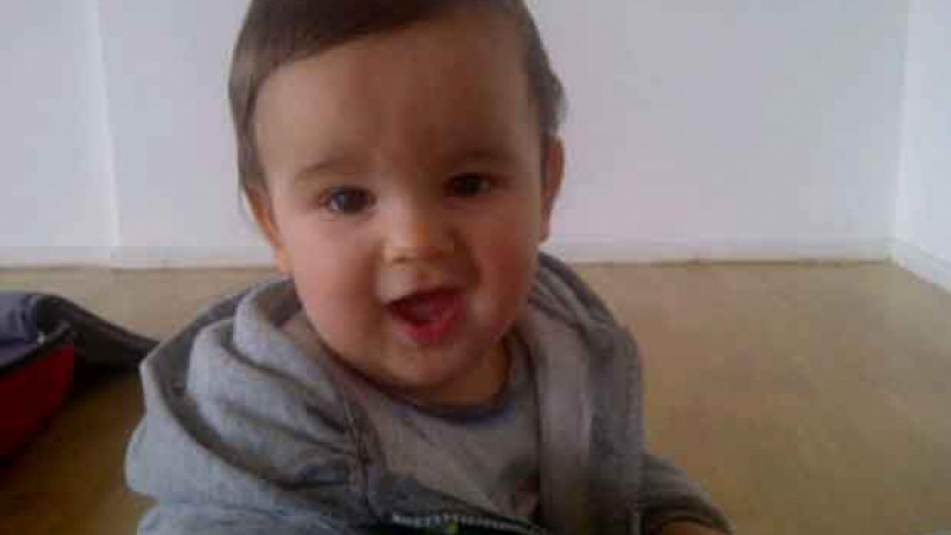 Muy orgulloso, Dday publicó varias fotos de su hijo de 9 meses (Foto: @dadybrieva)