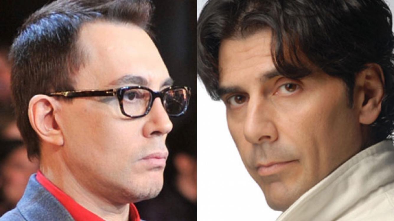 Marcelo Polino y Juan Darhtés, enfrentadísimos este domingo en Cantando (Foto: Web).