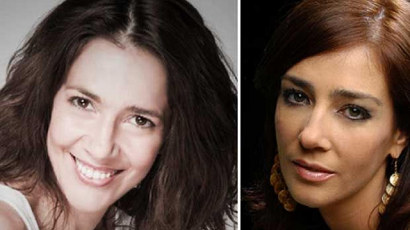 Cristina Pérez y Paola Krum, ¿estilos parecidos? (Foto: Web)