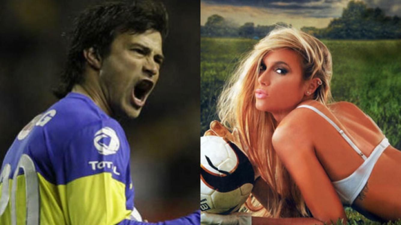 Dario Cvitanich y Chechu Bonelli: fuertes rumores de romance (Foto: Web).