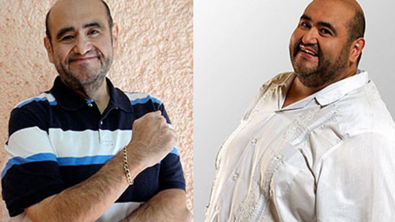 El antes y el después del Señor Barriga. (Foto: lacuarta.com)