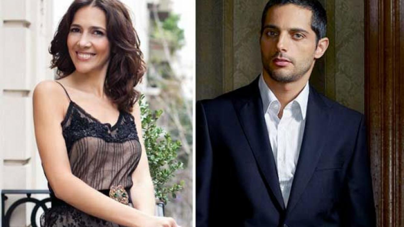 Cristina Pérez y Joaquín Furriel charlaron en radio... (Fotos: Web)