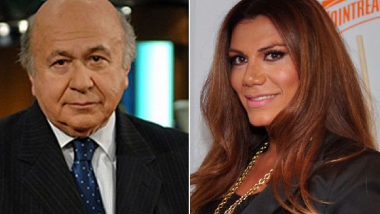 Jorge Jacobson se mete nuevamente con Florencia de la V. (Foto: Web)
