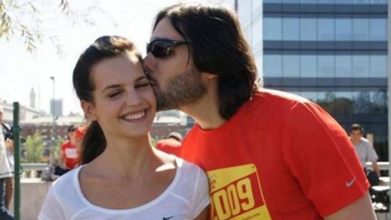 Sabrina Garciarena y Germán Paoloski. (Foto: Web)
