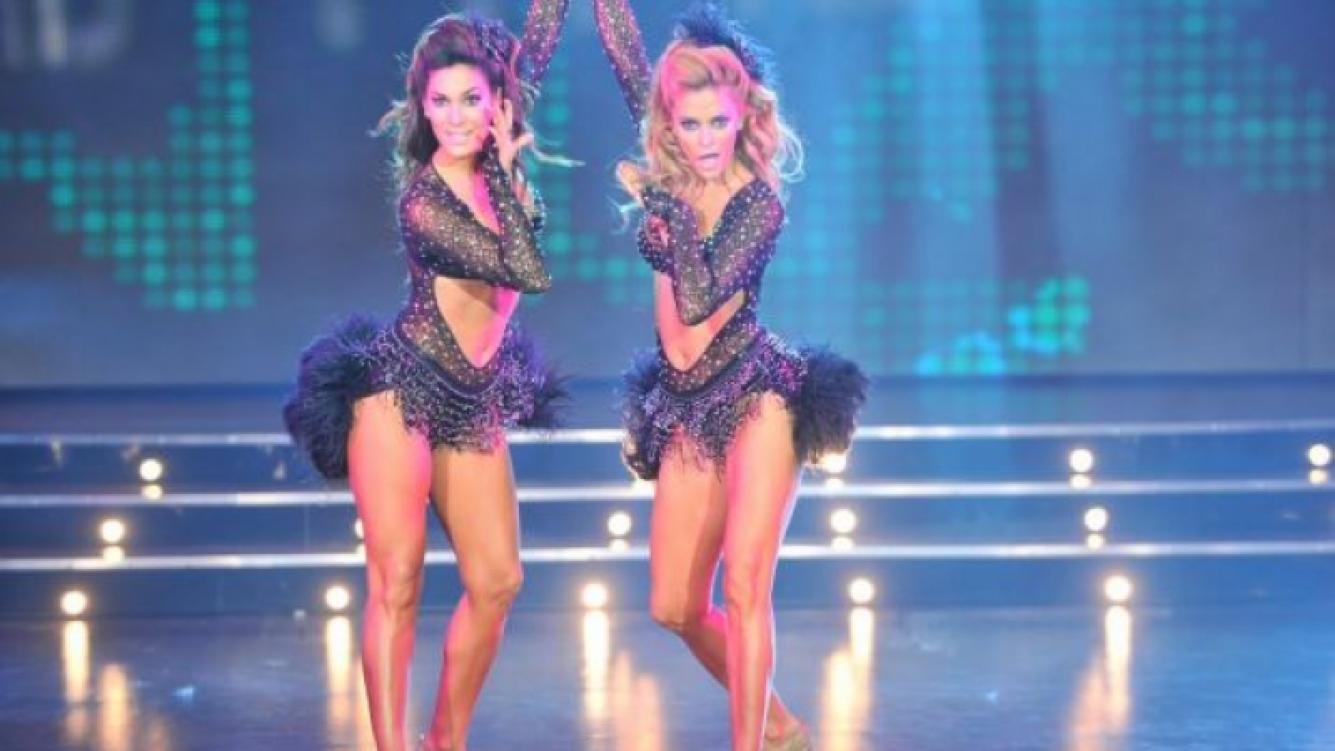 Silvina y Vanina Escudero ya no serán pareja de baile. (Foto: Ideas del Sur)