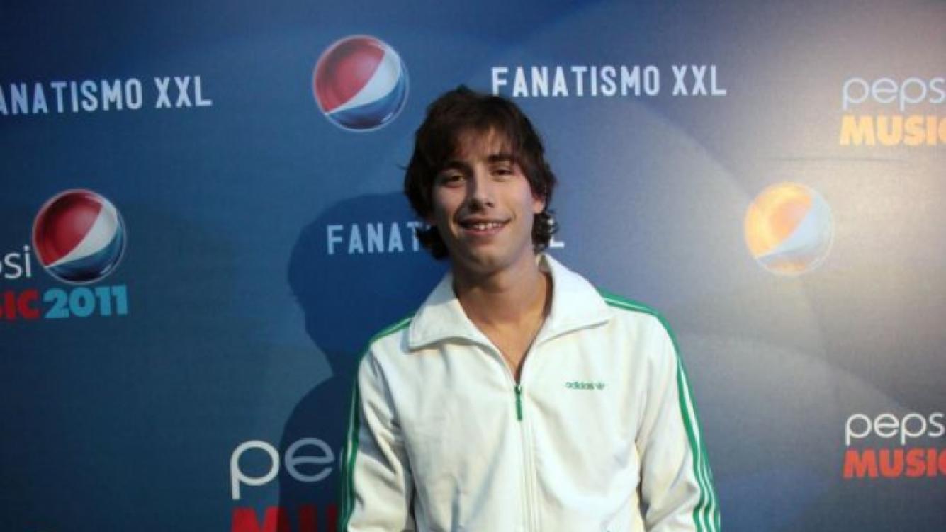 Victorio D´alessandro compartió el show junto a sus ex compañeros de elenco.