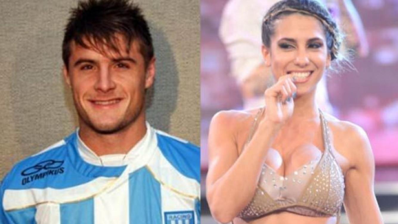 Cinthia Fernández escribió unos curiosos tweets cuando Iván Pillud jugaba con la Selección (Foto. Web).