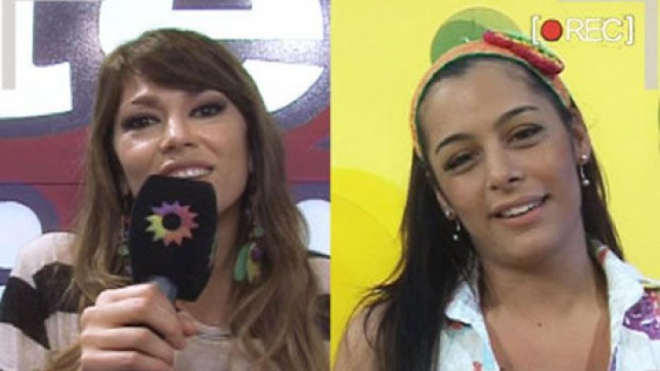"""Las chicas se """"postulan"""" para el corazón de Marcelo. (Foto: ElTrece.com)"""