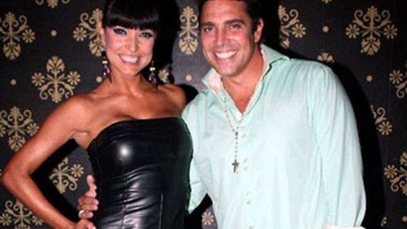 Andrea Estévez y Matías Alé. (Foto: Web)