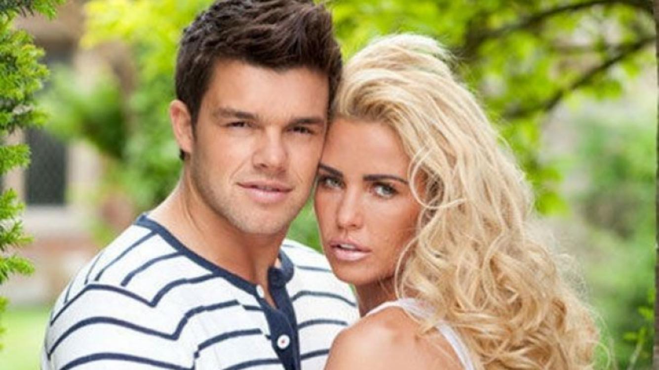 Leandro Penna y Katie Price, separados. (Foto: Web)