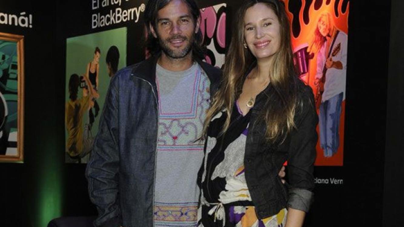 Matías Camisani y Dolores Barreiro. (Foto:Web)