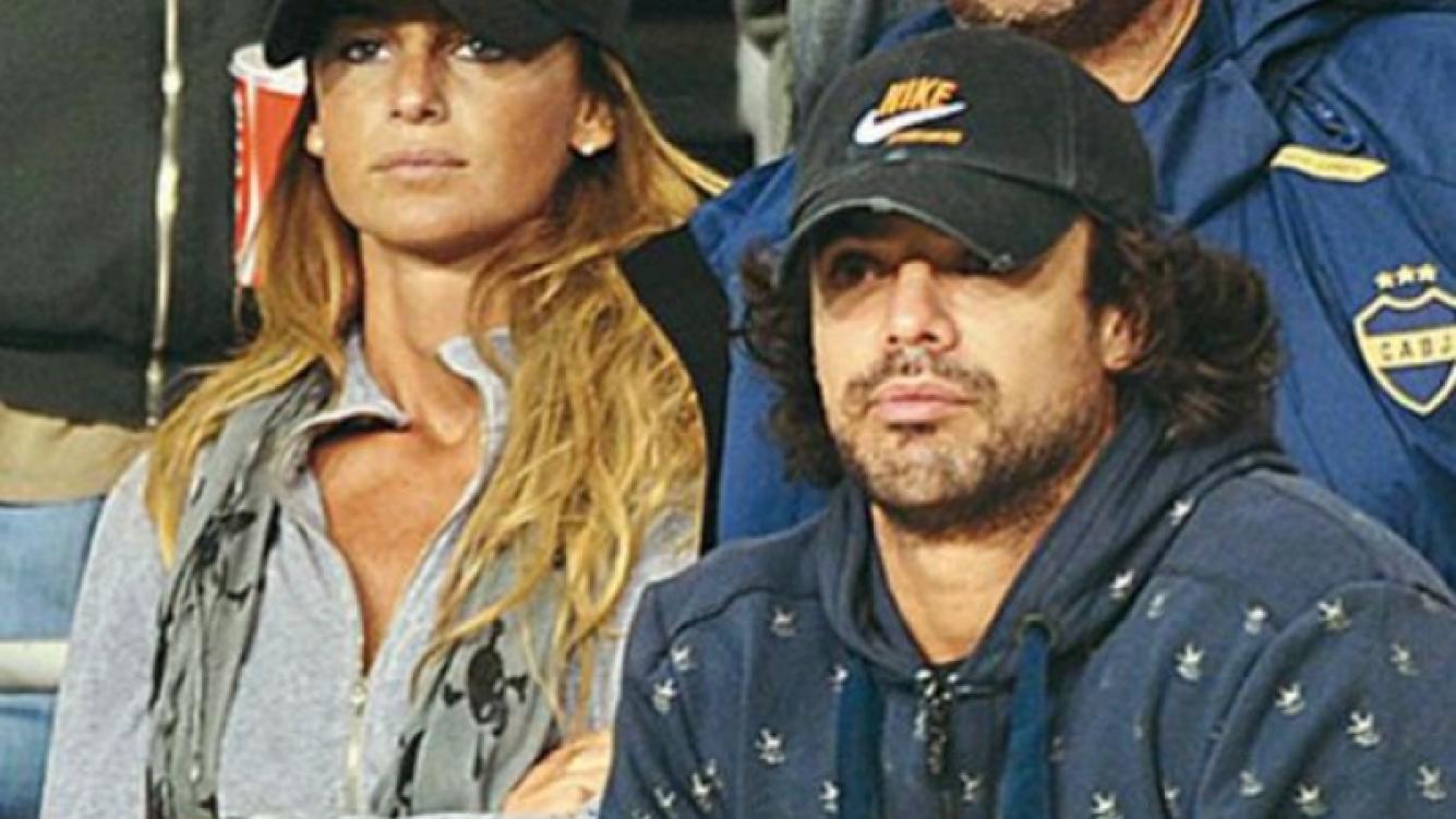 Sabrina Rojas y Luciano Castro. (Foto: Web)