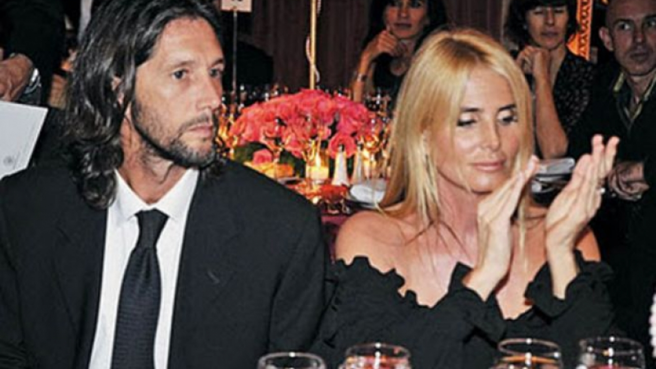 Eduardo Celasco y Mercedes Sarrabayrouse. (Foto: Web)