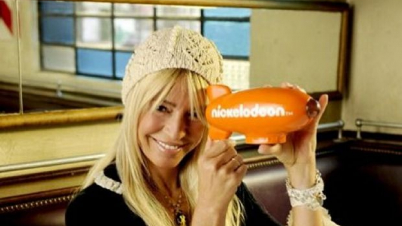 Cris Morena, galardonado en los Kids' Choice Awards. (Foto: Web)