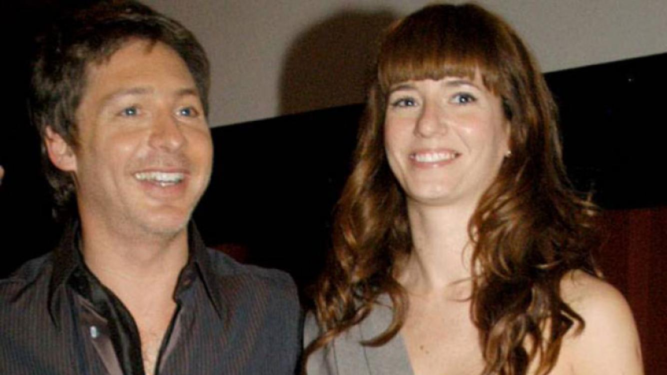 Adrián Suar será papá: Griselda Siciliani, embarazada. (Foto: Web)