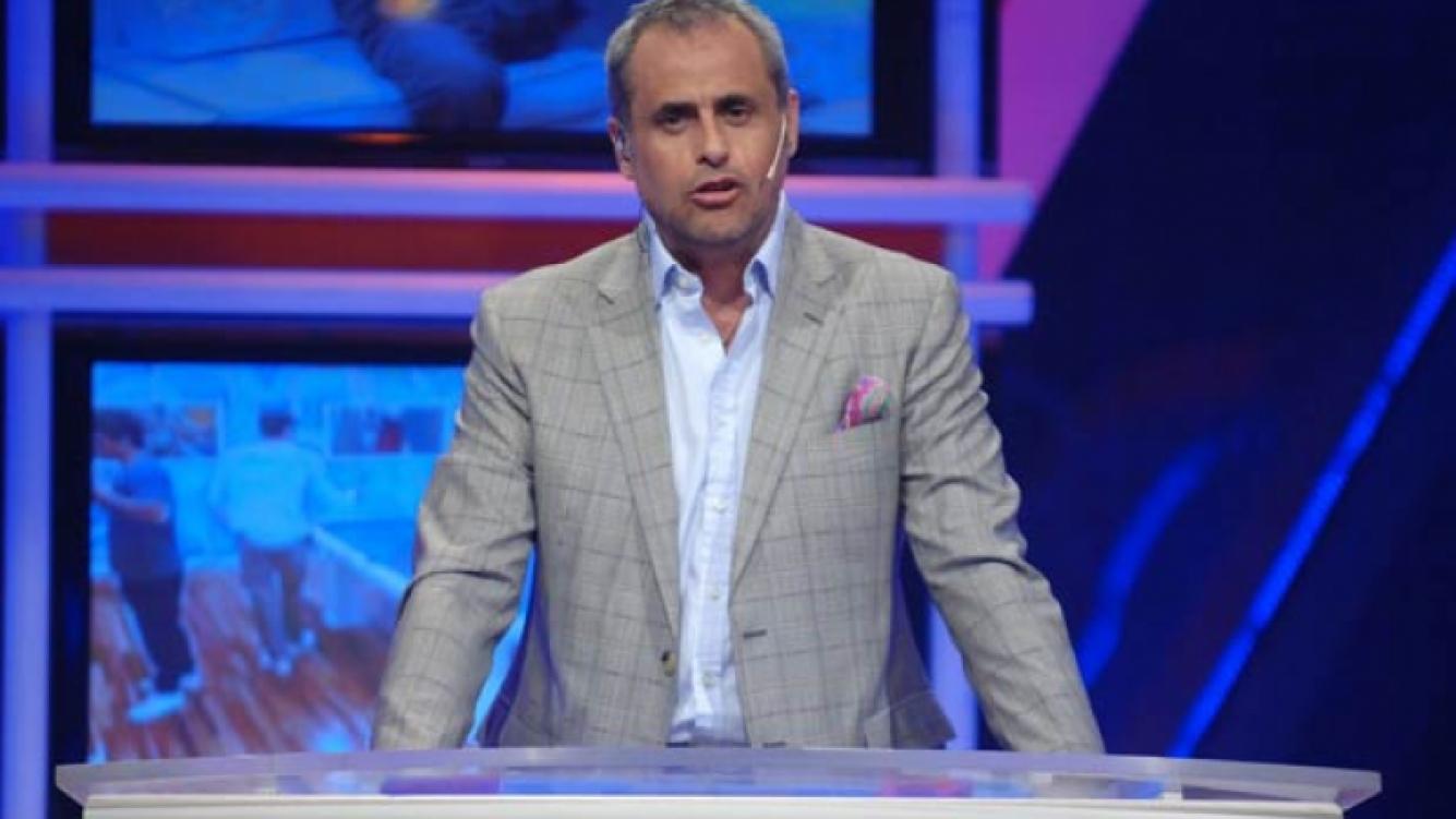 Jorge Rial será el conductor de Gran Hermano 2012. (Foto: Telefe)