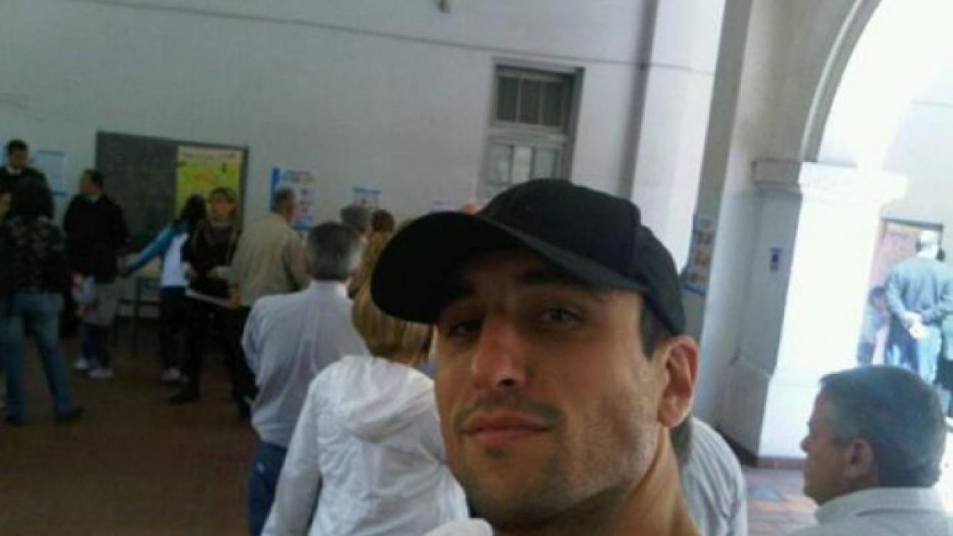 Manu Ginóbili, en pleno deber cívico. (Foto: @manuginobili)