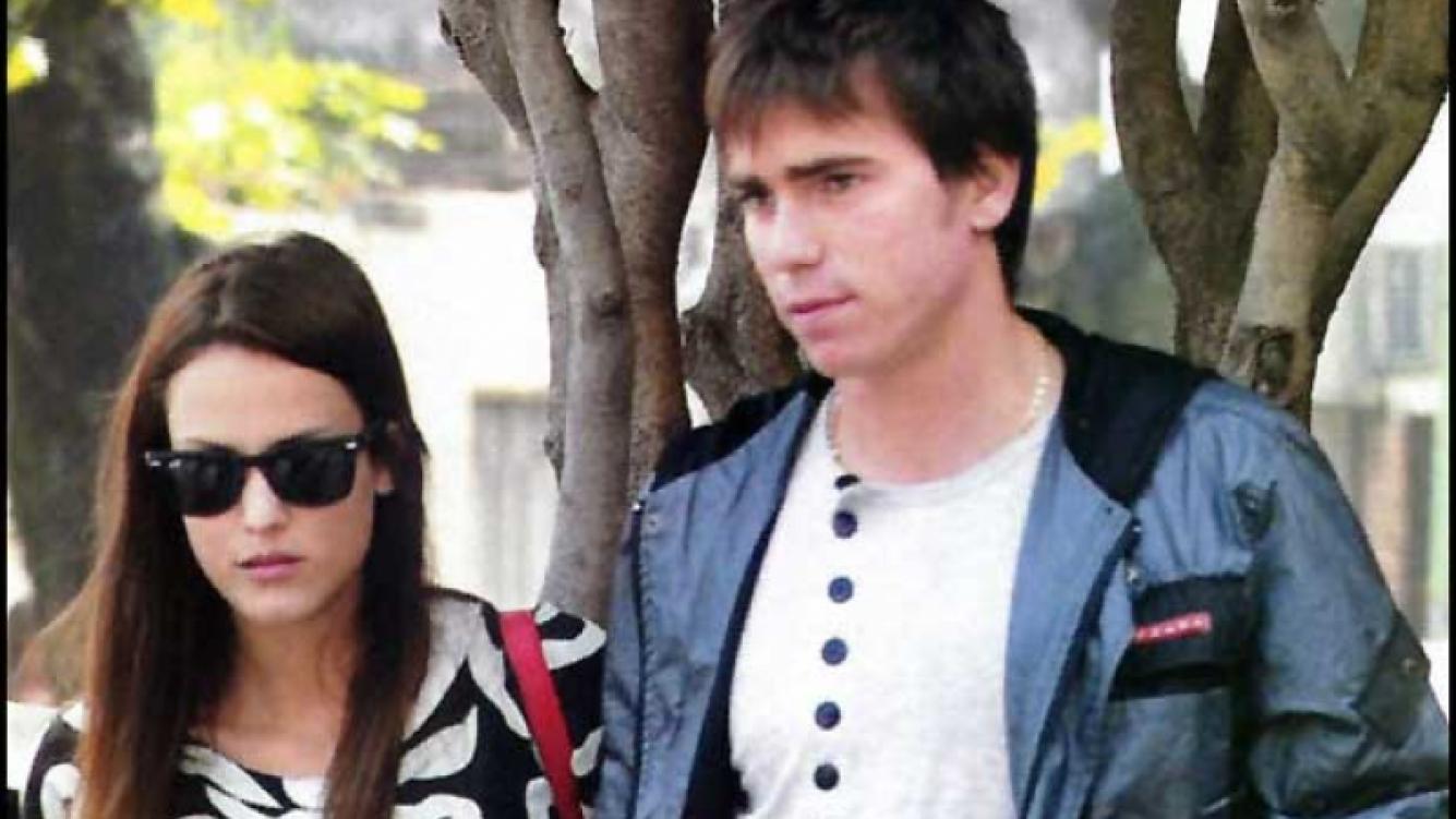 Luli Fernández y Pablo Mouche, enamorados. (Foto: Web)