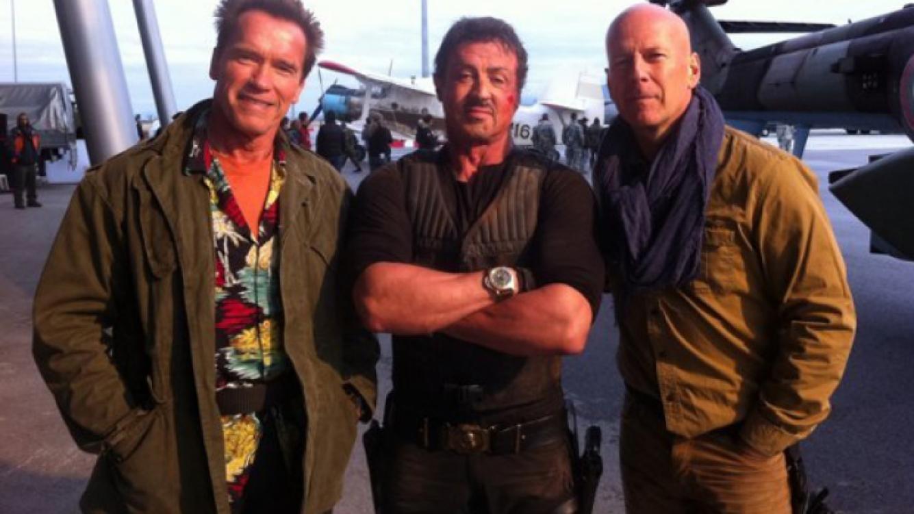 Un doble de riesgo murió en el rodaje de la nueva película de Sylvester Stallone  y Bruce Willis. (Foto: Web)