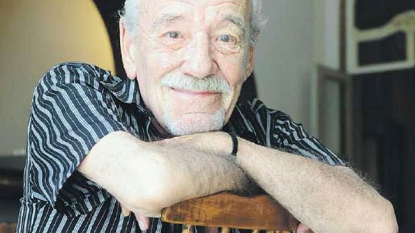 A los 80 años, murió Alberto Anchart. (Foto: Clarín)