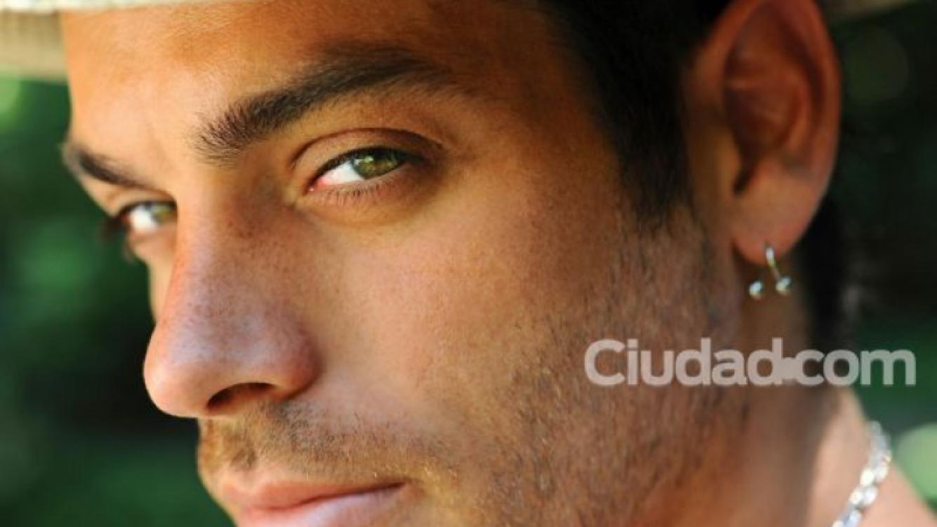 Cristian U. habló de su debut teatral, de Gran Hermano y del Bailando (Foto: Maxi Didari-Ciudad.com).