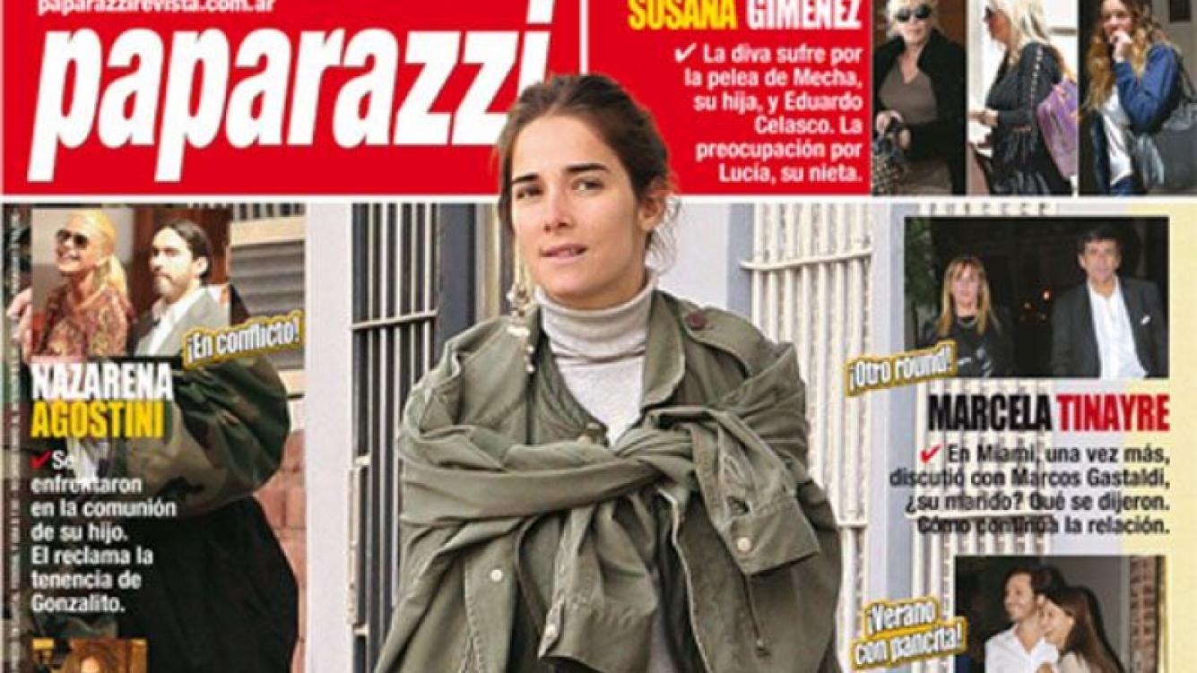 Juana Viale ya sabría el sexo de su bebé: ¡es un varón! (Foto: Revista Paparazzi)