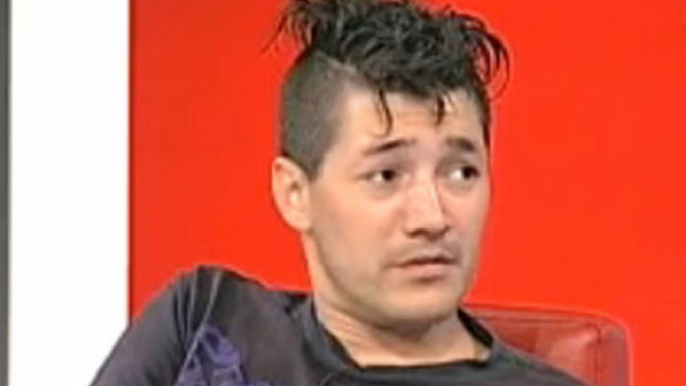 Detuvieron al hermano de Adabel Guerrero en La Plata. (Captura: América TV)