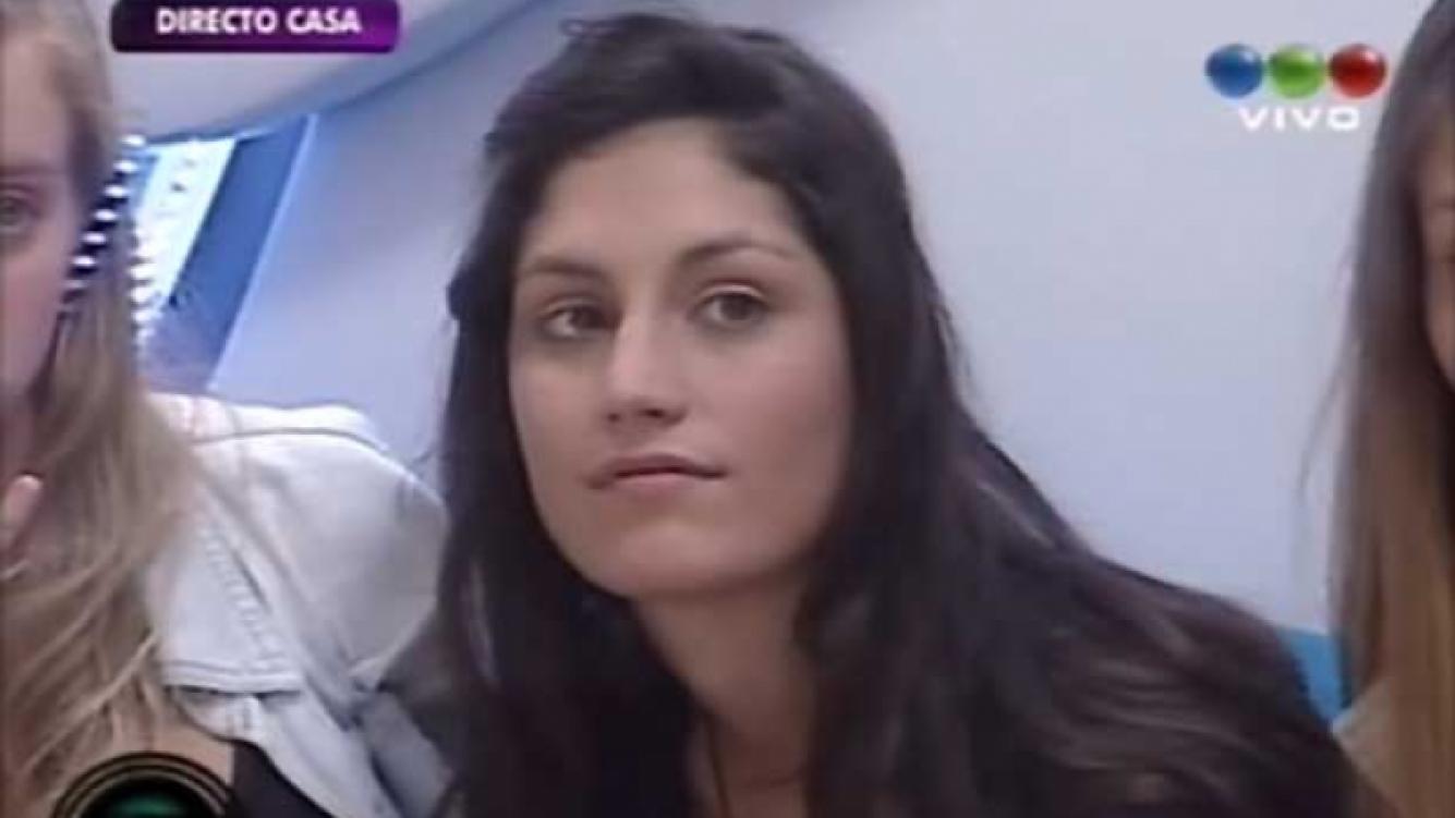Fernanda Pacheco, la primera eliminada de Gran Hermano 2012