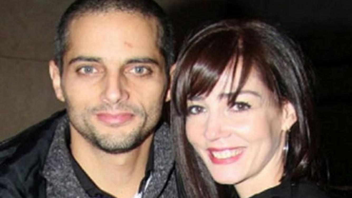 Paola Krum y Joaquín Furriel: ¿Reconciliados? (Foto: Web)